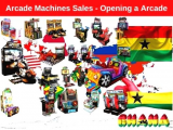 Game and Amusement Machines For Sale In Turkey The Cheapest