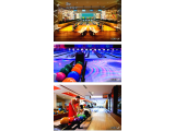Bowling Game and Entertainment Centers Installation Prices